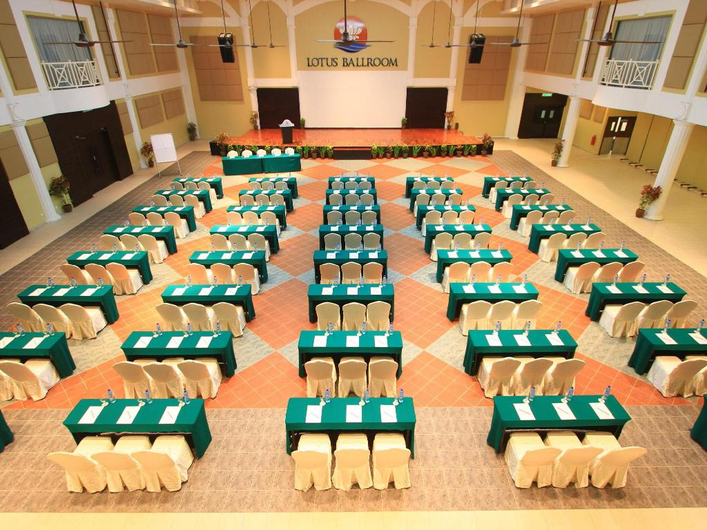 Ballroom Lotus Desaru Beach Resort & Spa