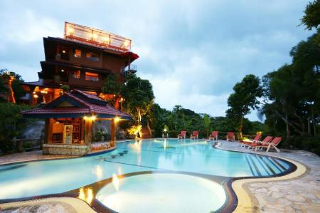 Swimming pool [outdoor] Sea Breeze Resort