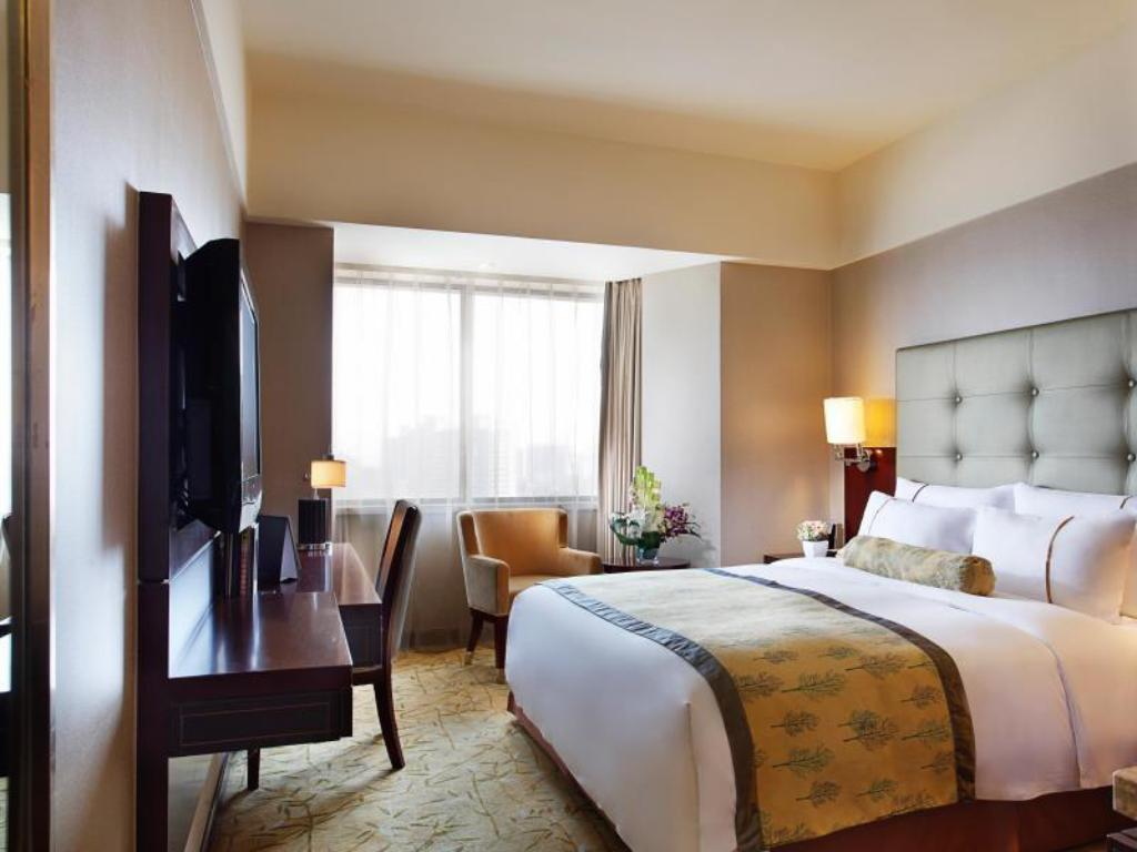 Superior King Bed Wyndham Hotel Xinxing Xian