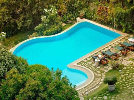 Swimming pool [outdoor] Amarela Resort
