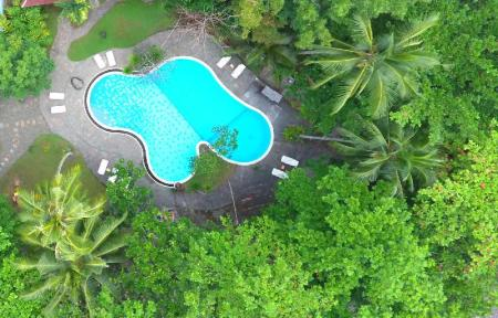 Swimming pool [outdoor] Murex Dive Resort