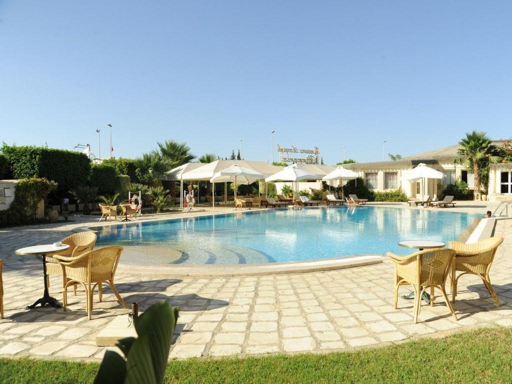 More about Acropole Tunis Hotel