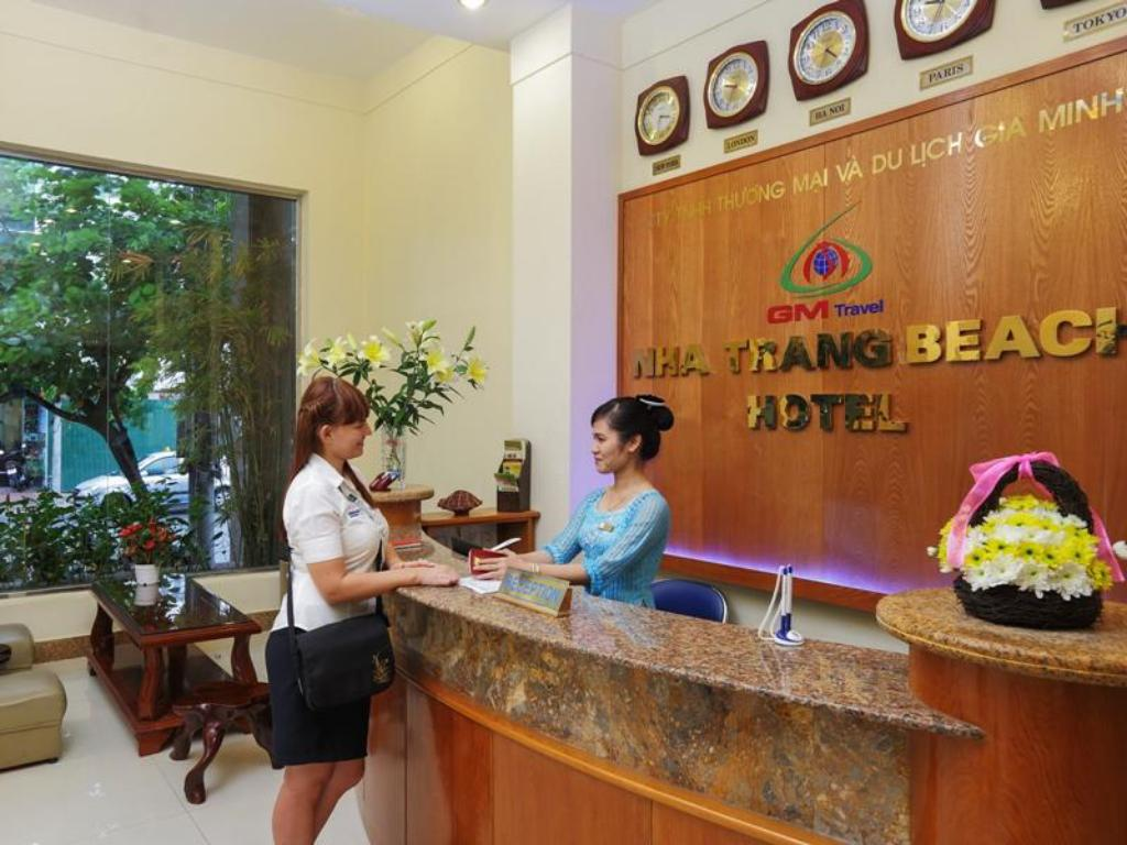 More about Nha Trang Beach Hotel