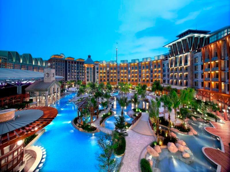 Best Price On Resorts World Sentosa Hard Rock Hotel In Singapore Reviews