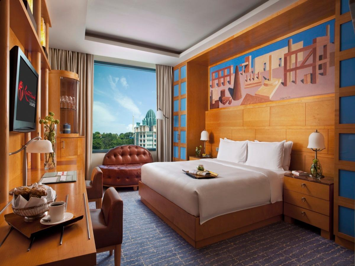 best price on resorts world sentosa - hotel michael in singapore +