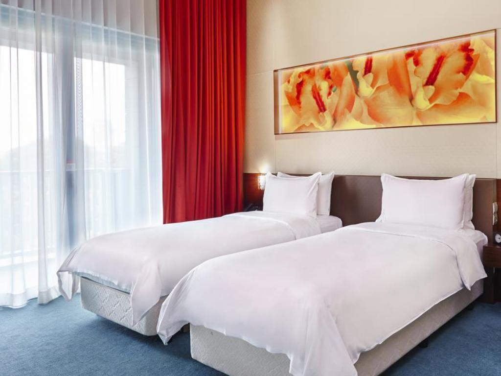 best price on resorts world sentosa festive hotel in singapore resorts world sentosa festive hotel