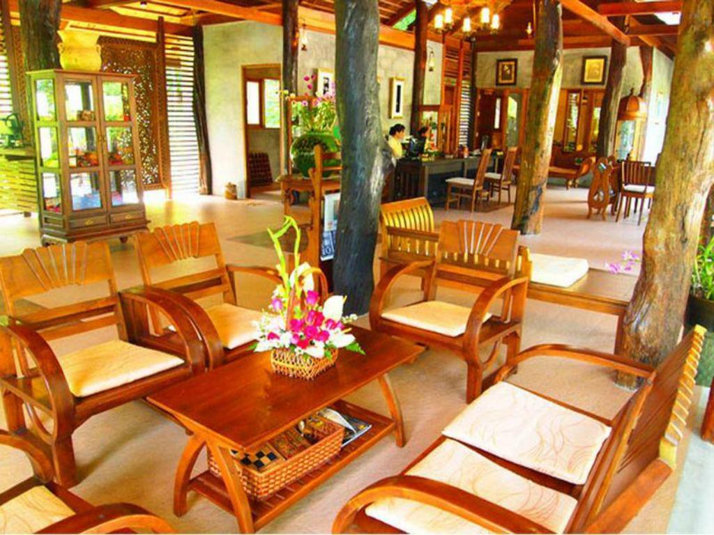 Lobby Sensi Paradise Beach Resort