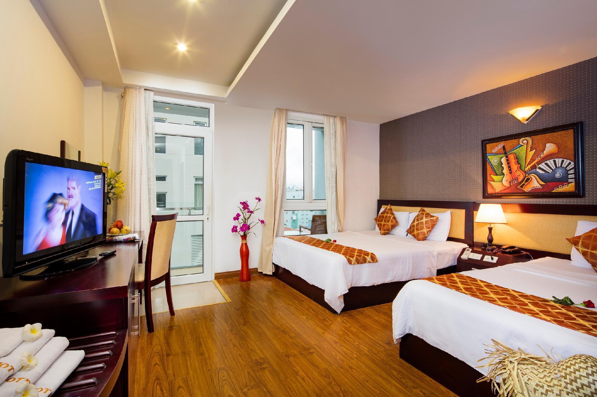 Viet Grand King Town Hotel Nha Trang Room Deals Reviews