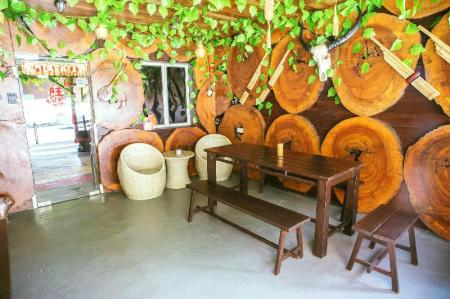 Interior view Irsia Backpackers Guesthouse