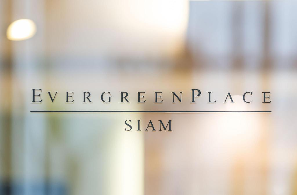 Lobby Evergreen Place Siam by UHG