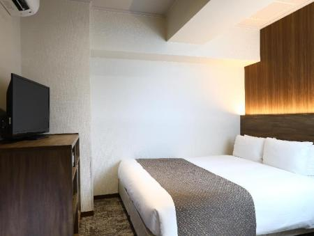 Double Room - Non-Smoking - Bed Hotel Hokke Club Kyoto