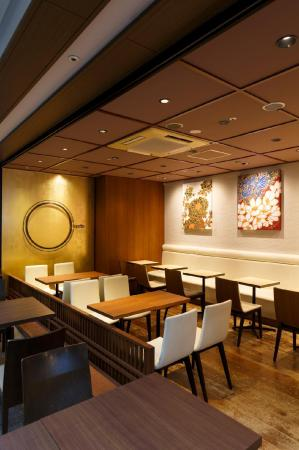 Coffee shop Hotel Hokke Club Kyoto