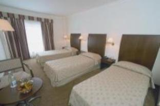 Dobbeltrom/Tomannsrom med ekstra seng (3 voksne) (Double or Twin Room with Extra Bed (3 Adults))