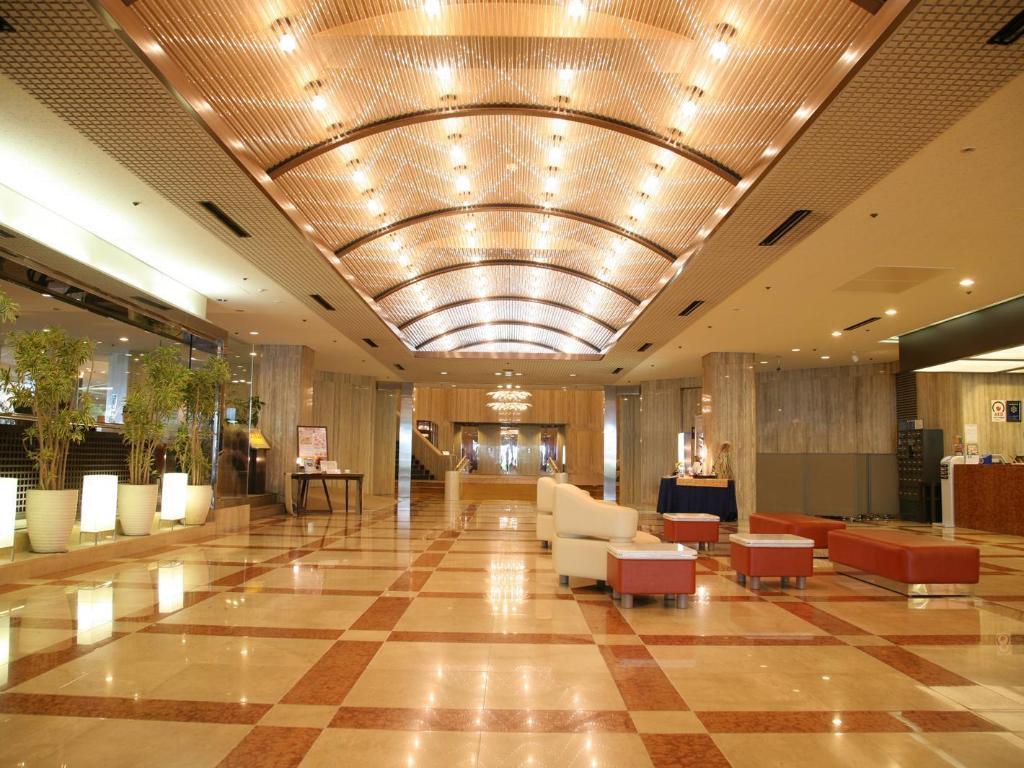Osaka Garden Palace Hotel in Japan - Room Deals, Photos & Reviews