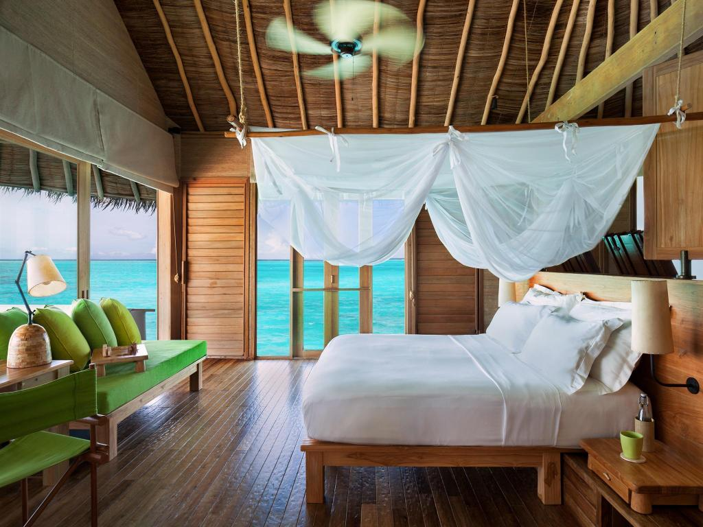 Laamu Water Villa Six Senses Laamu