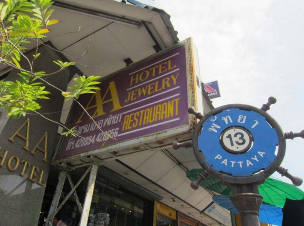 More about A.A. Pattaya Hotel