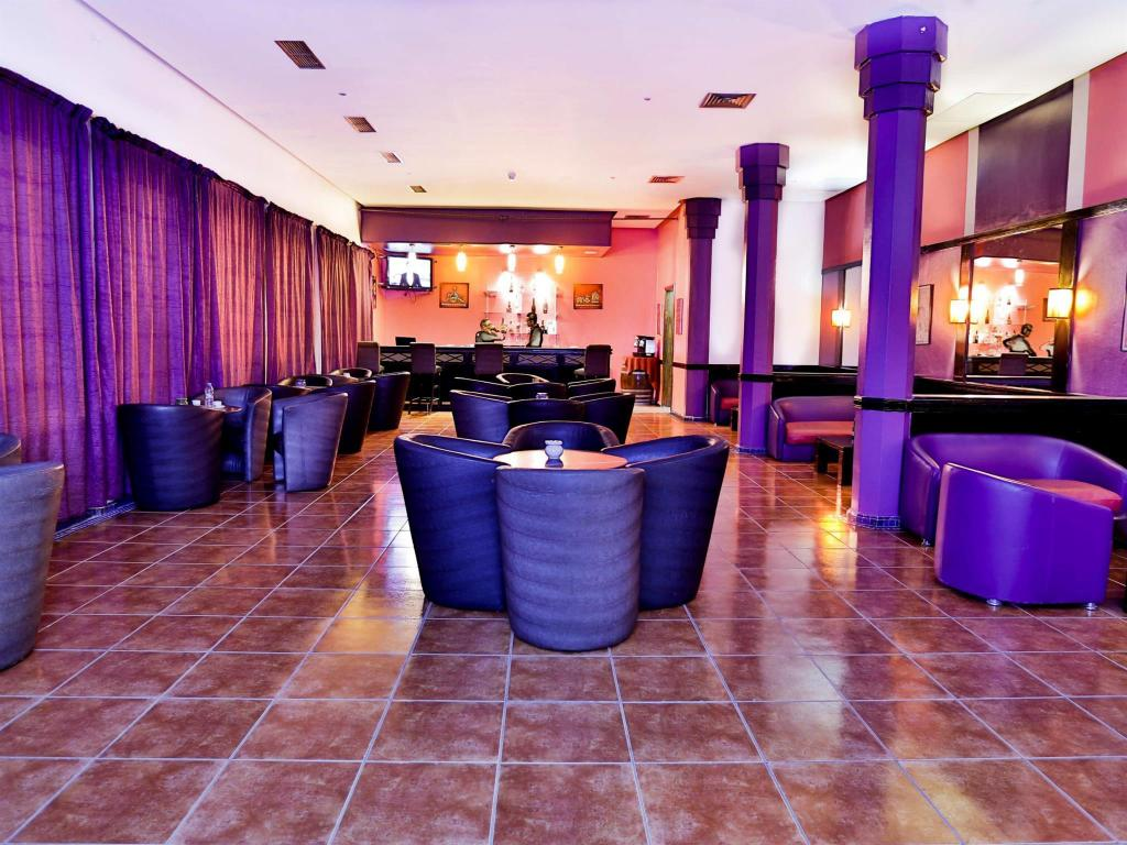Interior view ibis Oujda