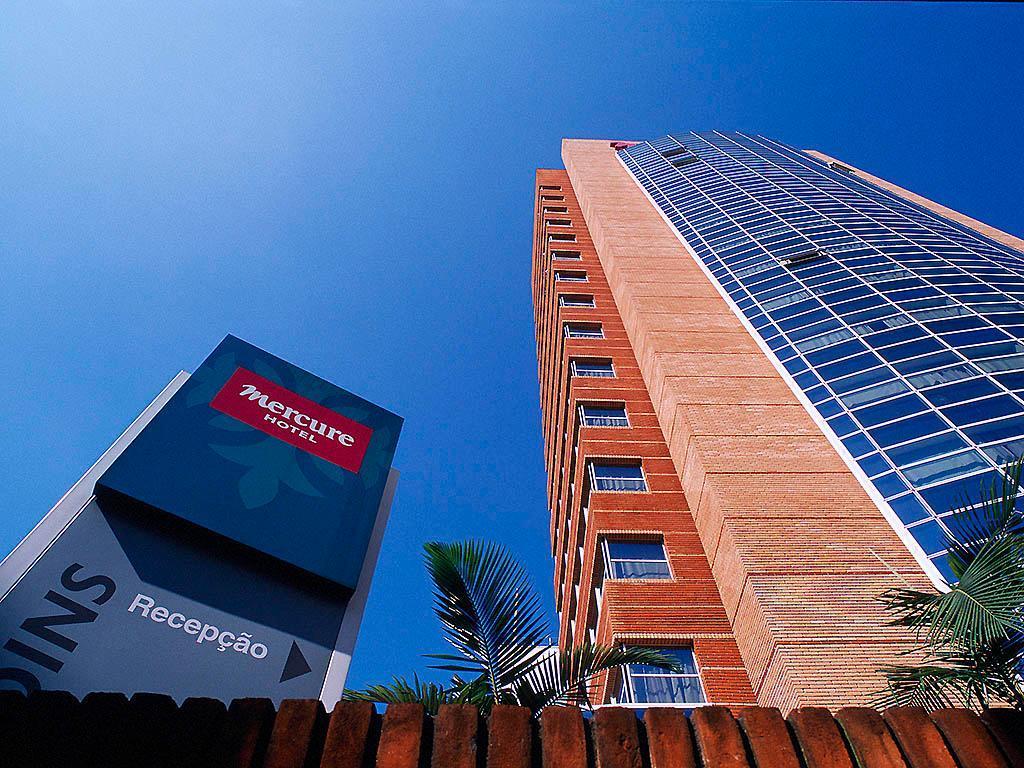 Mercure Sao Paulo Jardins Hotel Booking