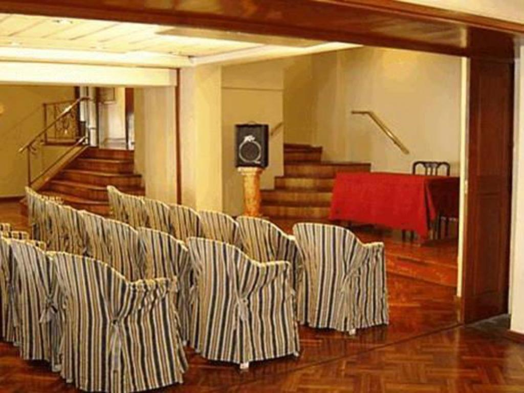 Interior view Hotel Colonial