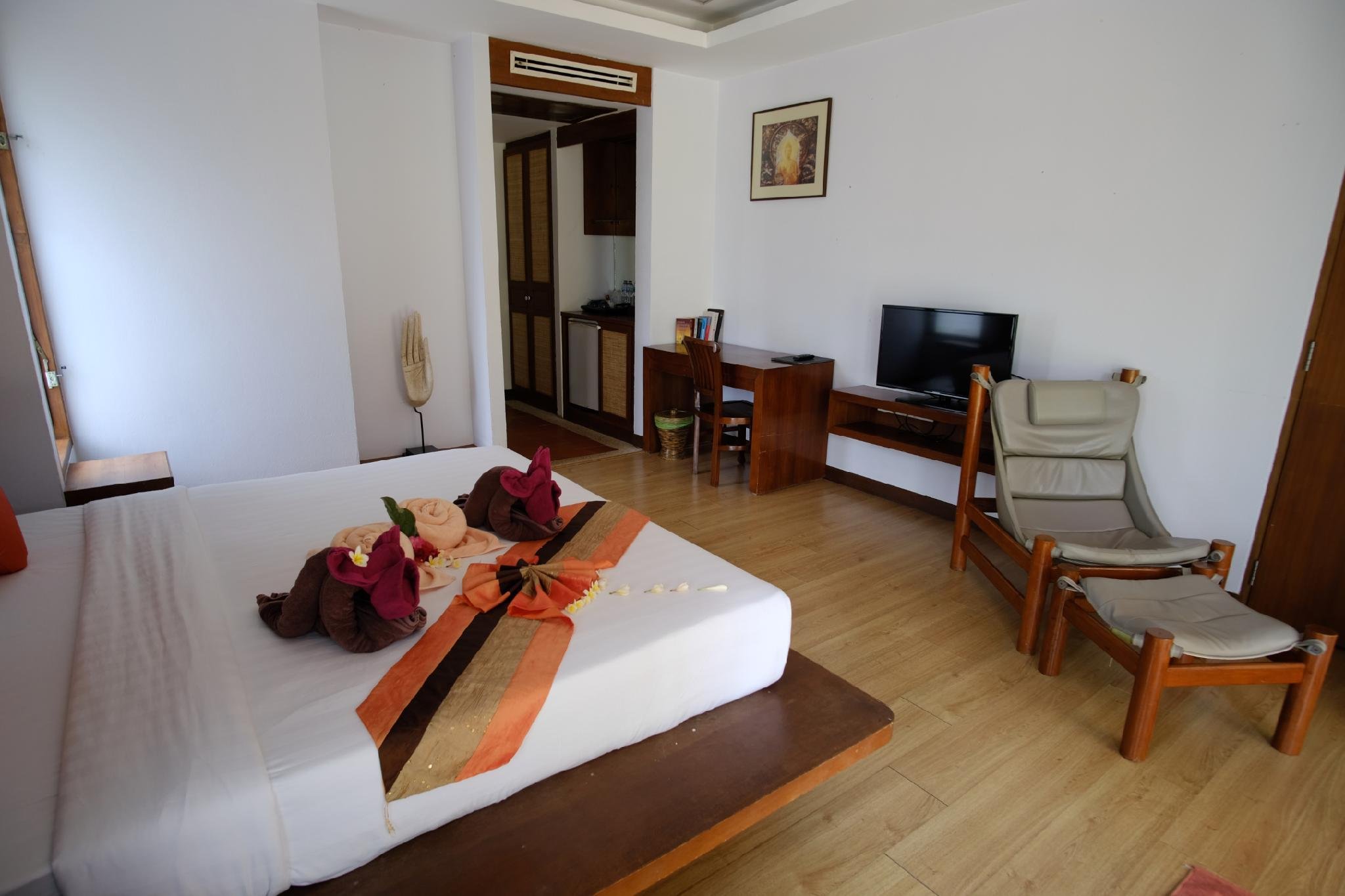 Quarto Casa de Campo Andalay (Andalay Cottage Room)