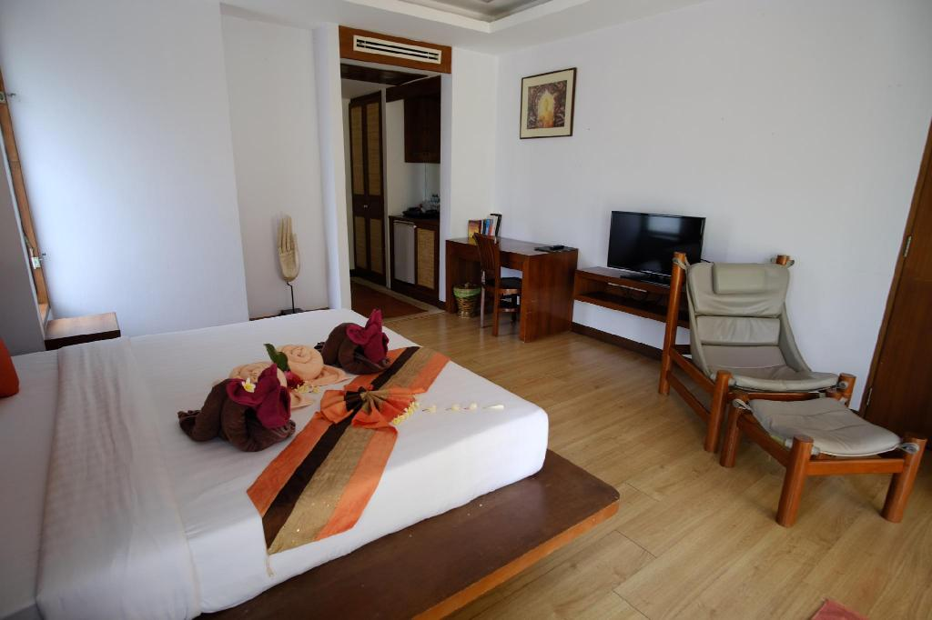 Rum i Andalay Stuga - Sovrum Andalay Boutique Resort