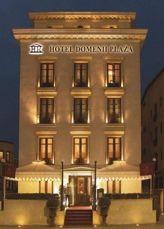Tampilan eksterior Domenii Plaza by Residence Hotels