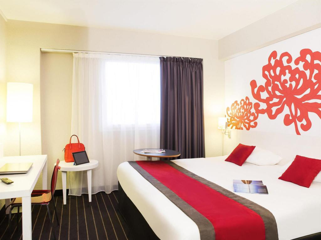 Standard Room with One Double Bed Ibis Styles Bordeaux Meriadeck Hotel