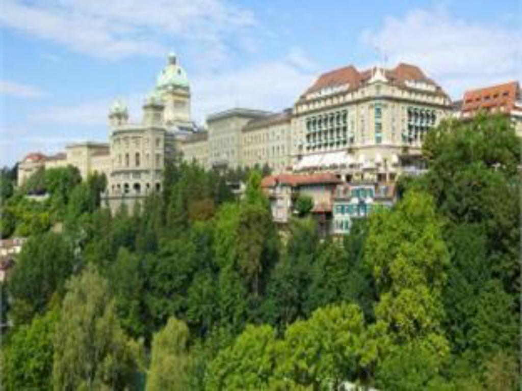 More About Hotel Bellevue Palace Bern
