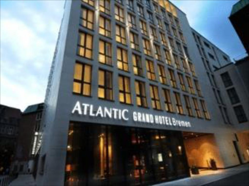 More about Atlantic Grand Hotel Bremen