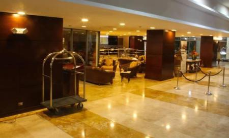 Lobby Radisson Colon 2,000 Hotel & Casino