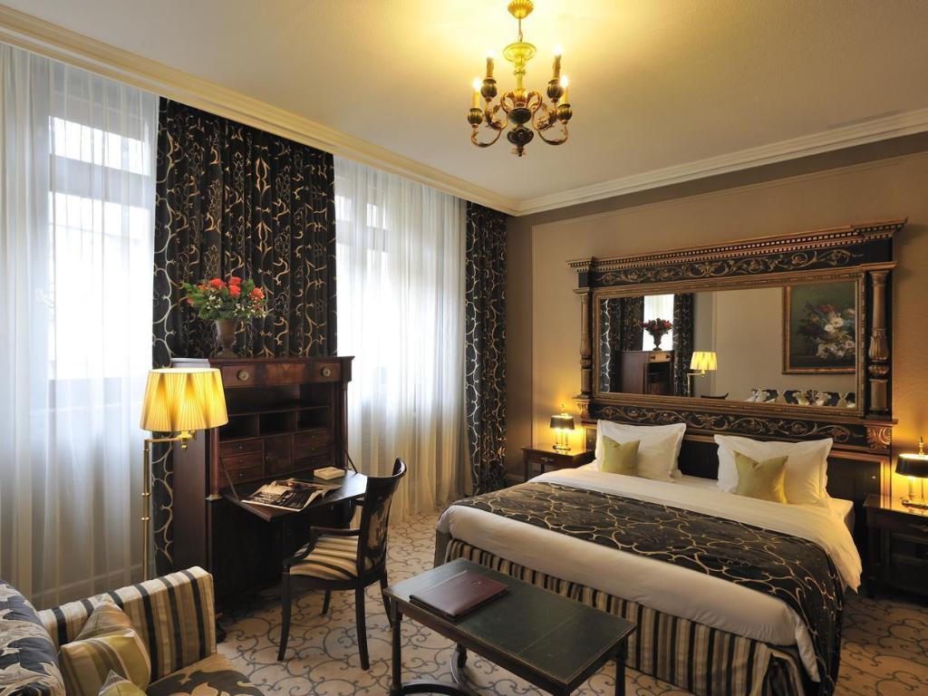 Hotel De La Cigogne In Geneva Room Deals Photos Reviews