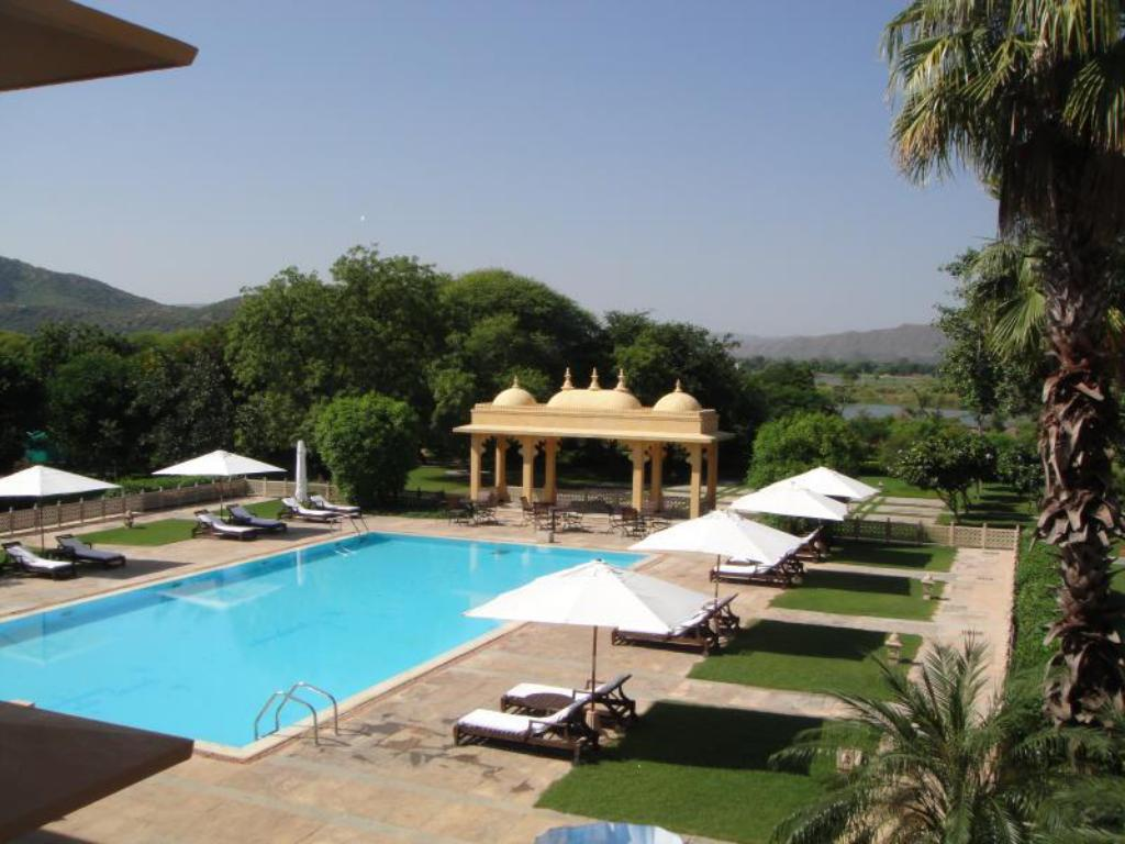 Best Price On Trident Udaipur Hotel In Udaipur Reviews