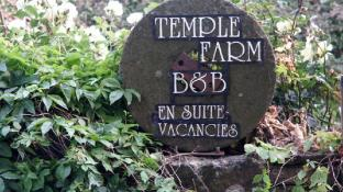 Temple Farmhouse B&B