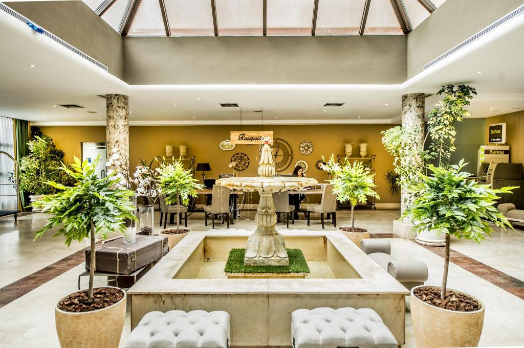 Hotel segovia sierra de guadarrama segovia ofertas de for Hotel piscina segovia