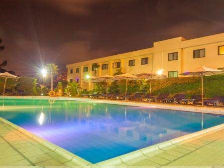 Swimming pool [outdoor] Fiesta Royale Hotel