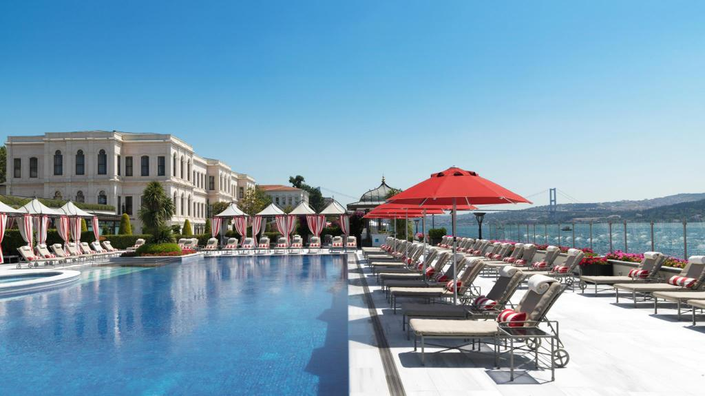 Four Seasons Hotel Istanbul at Sultanahmet, Istanbul, Turkey