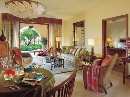 Presidential Two Bedroom Suite one King & Two Twin beds