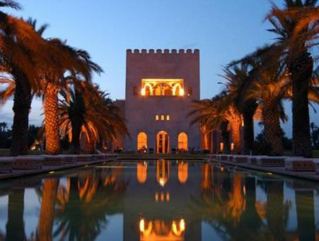 Exterior view Ksar Char-Bagh Small Luxury Hotels