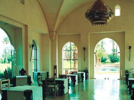 Interior view Ksar Char-Bagh Small Luxury Hotels