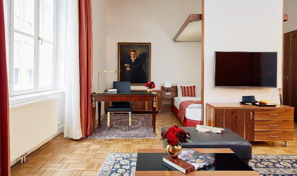 Superior Double Apartment - Guestroom Living Hotel an der Oper