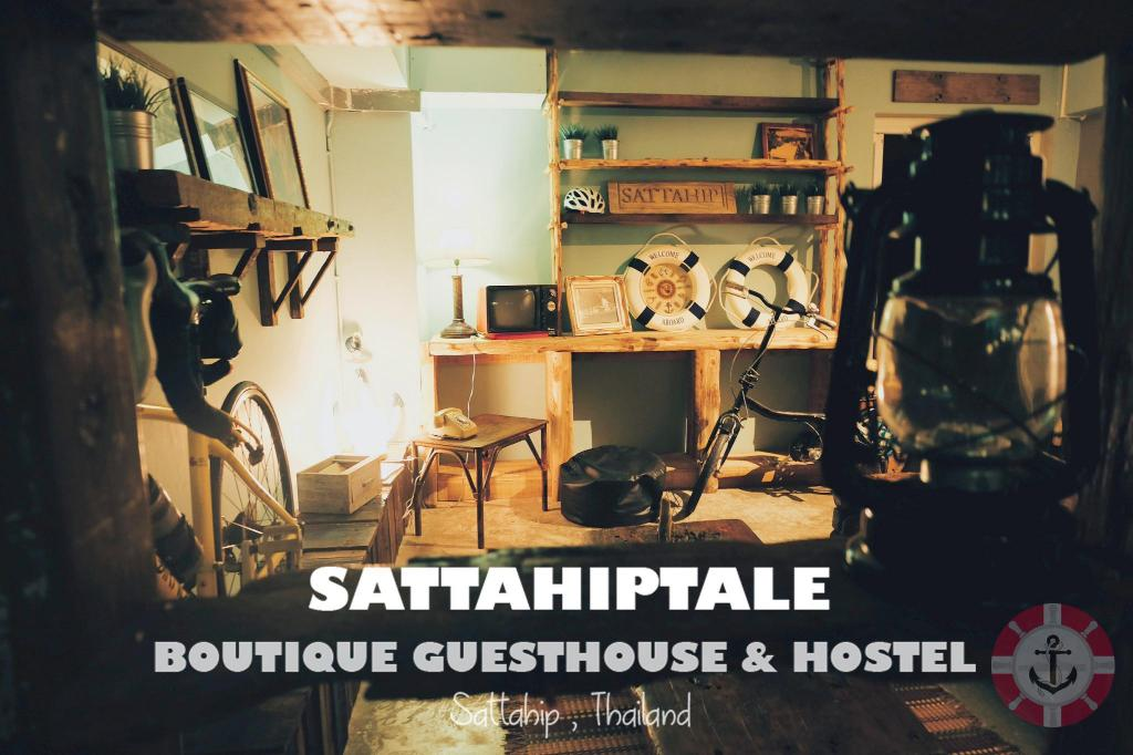 Hall Sattahiptale Boutique Guesthouse & Hostel