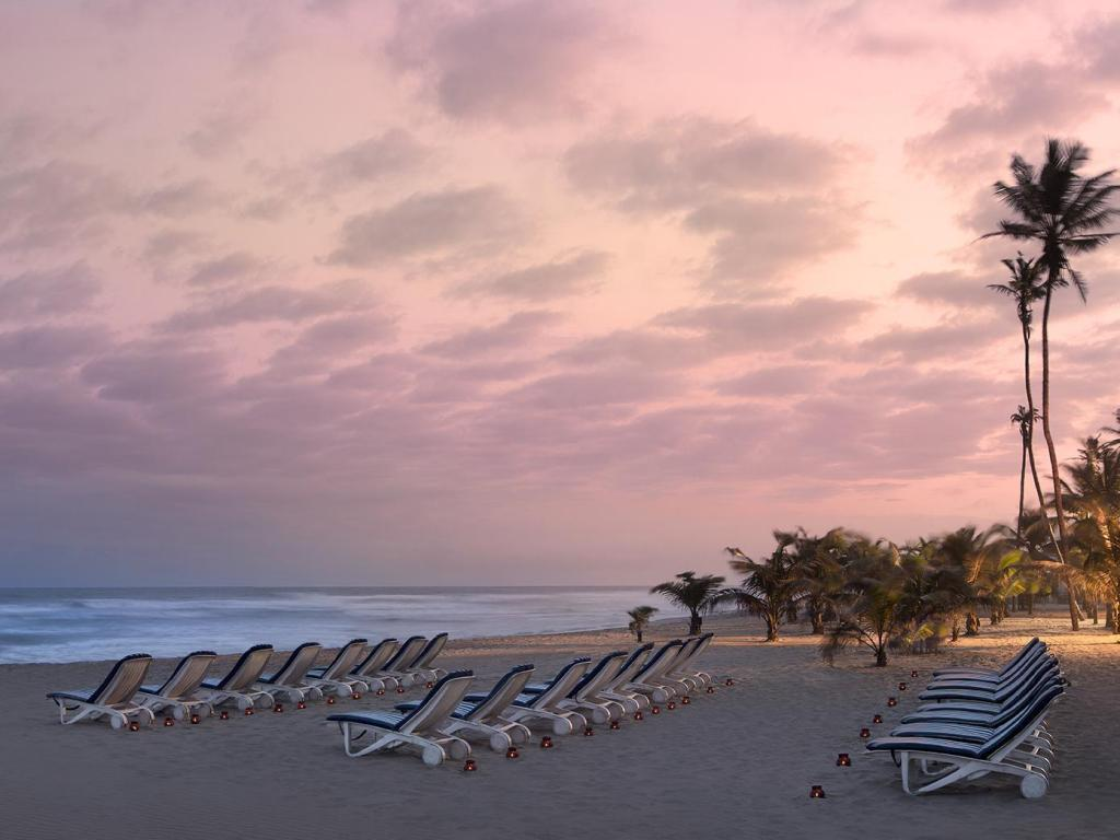 Beach Labadi Hotel