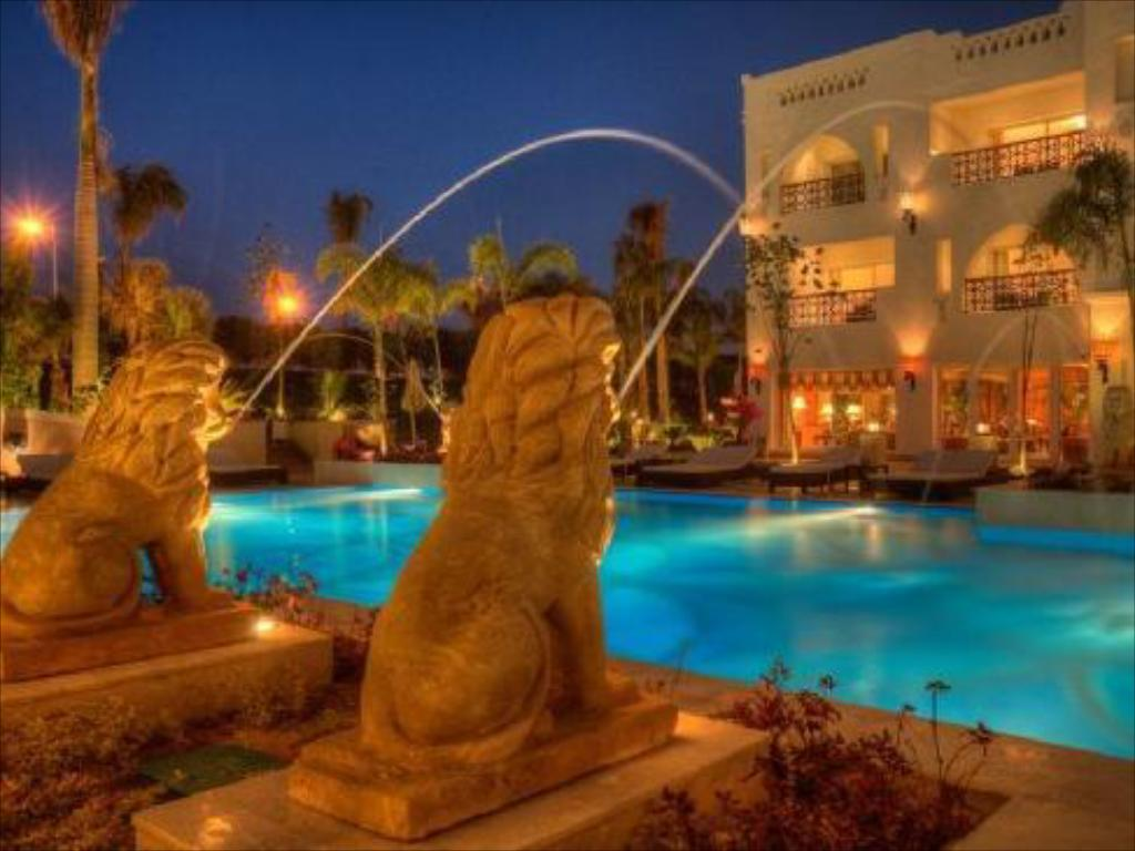 プール Le Royale Sonesta Luxury Collection Resort - Sharm El Sheikh