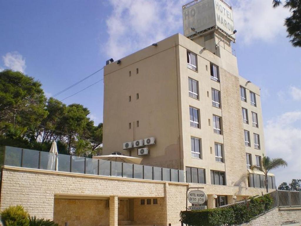 More about Hotel Marom Haifa