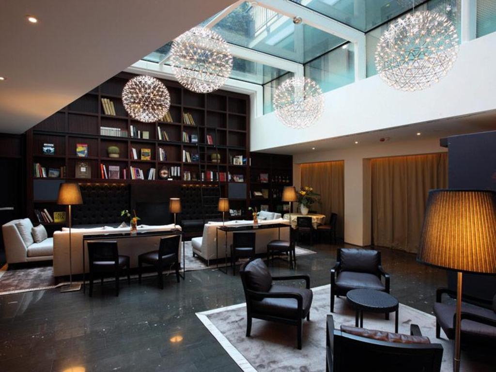 Lobby milano scala hotel