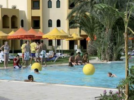 Swimming pool Hotel Hammamet Kilma