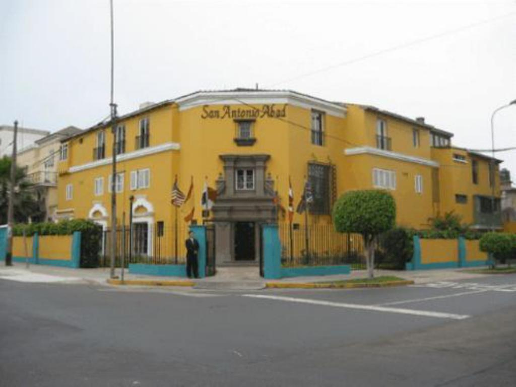 Hotel San Antonio Abad Lima From 50 Save On Agoda