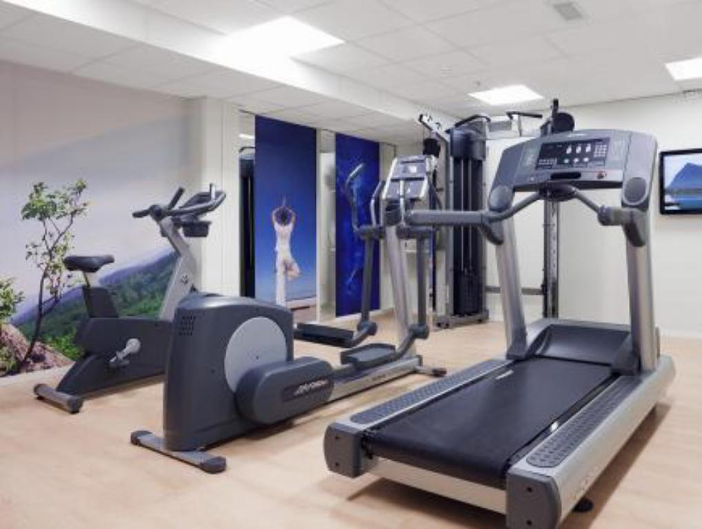 Fitness center Scandic Haugesund