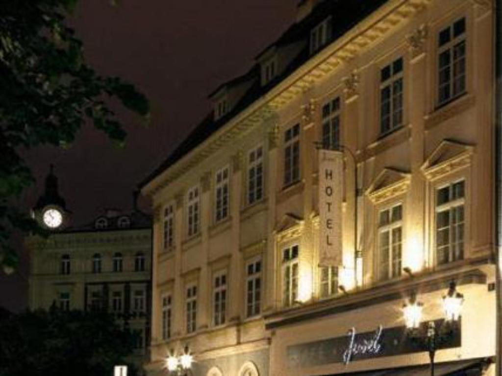 Design jewel hotel prague in czech republic room deals for Design boutique hotel prag
