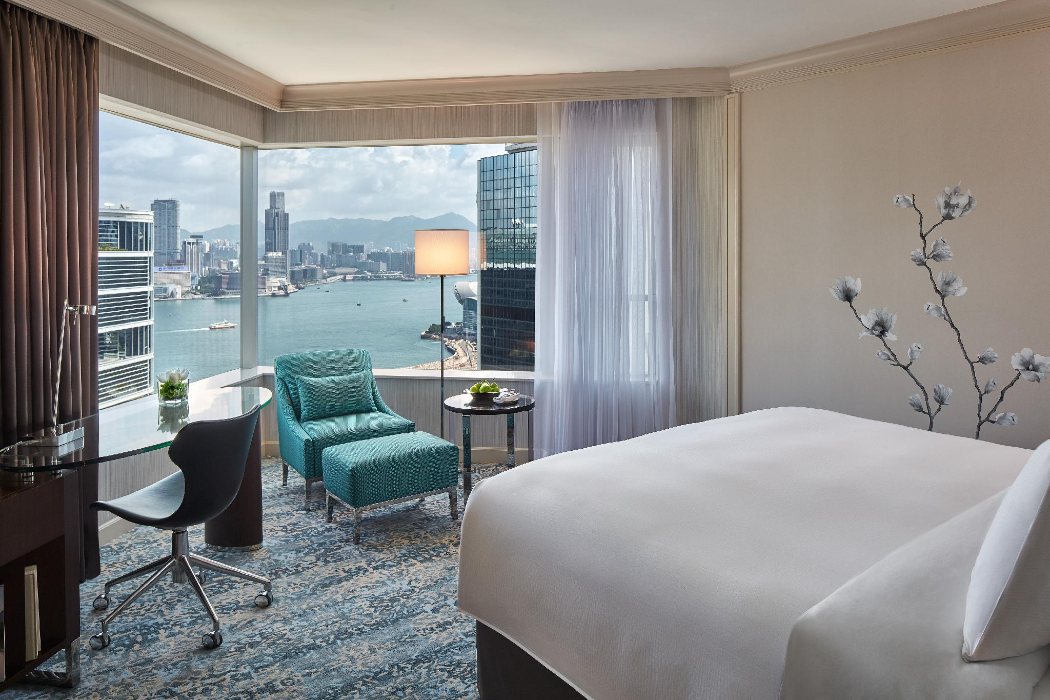 JW Suite, Harbour View, Executive lounge access, Harbor view